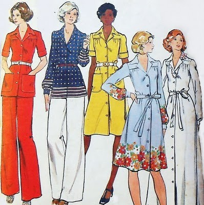 70s sewing