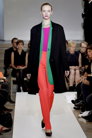 jil sander colour pop