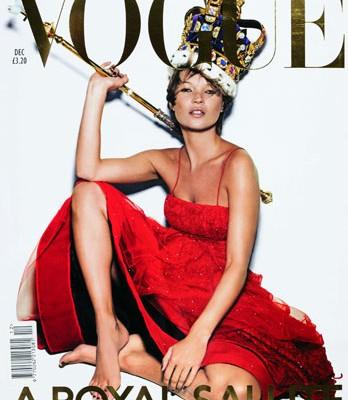 Queen Kate Moss