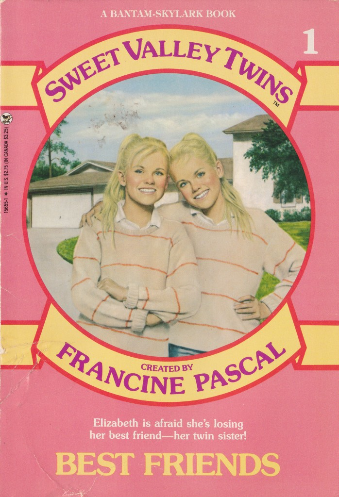 Sweet Valley Twins Books by Francine Pascal Lot of 6