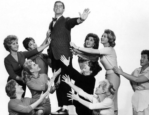 Jerry Lewis the original ladies man