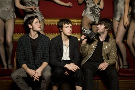 Friendly Fires are The Sex (and they've got a new album out)