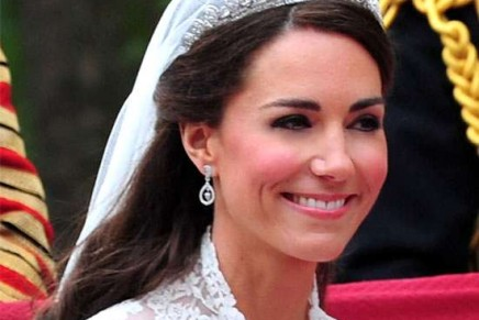 Royal appreciation society // Kate Middleton's eyebrows