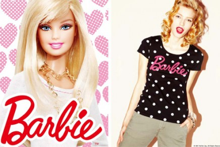 Blow Out (and about) // I'm a Barbie girl. In a Barbie World. Or UNIQLO.