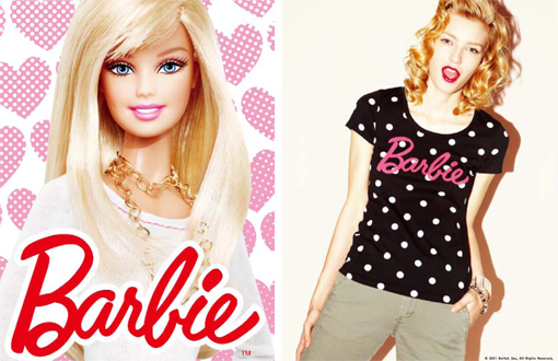 Uniqlo-Barbie-T-shirts