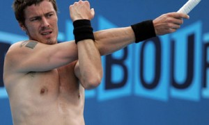 Marat Safin hot male tennis player
