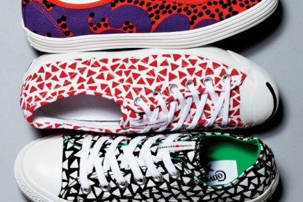 Pimped up kicks? The Converse and Marimekko collab (we think it's pretty 'meh')