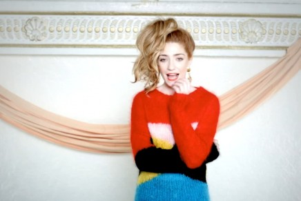 Today Matthew, I'd like to be… Nicola Roberts