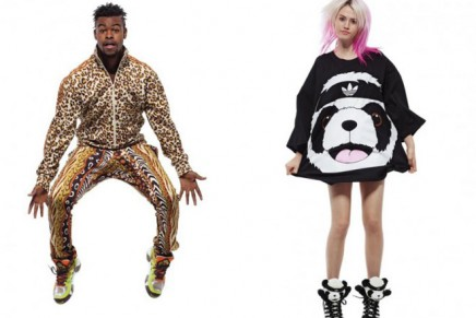 Pandas and leopards and bears // OH MY GOD Adidas x Jeremy Scott
