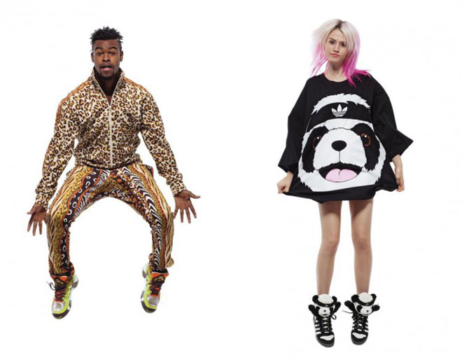 meet 6b96d 74e1a Enter Adidas x Jeremy Scott. This ...