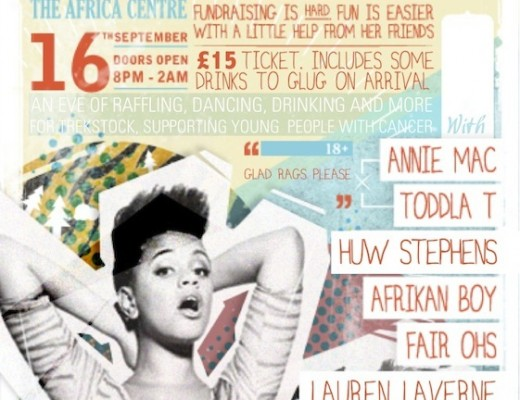Gemma Cairney presents Project F
