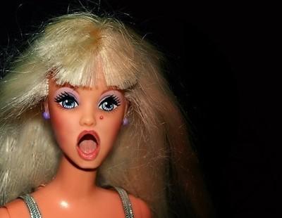 Barbie spot