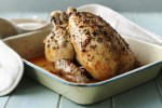 How to roast a chicken // the lazy girl's guide