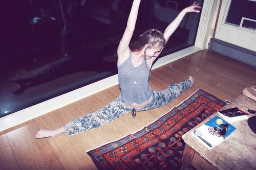 splits