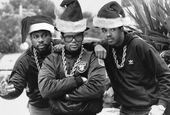run dmc christmas in hollis - 12 Ghetto Days Of Christmas