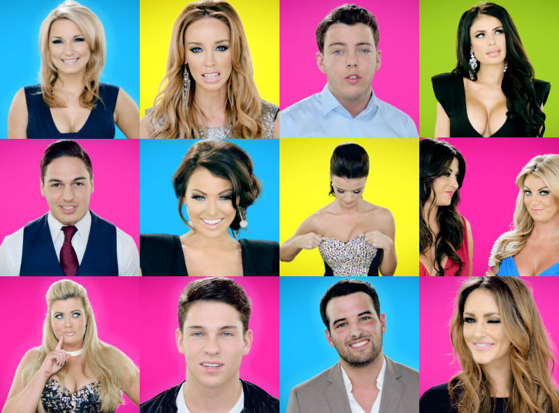 TOWIE Series Four, Episode 1