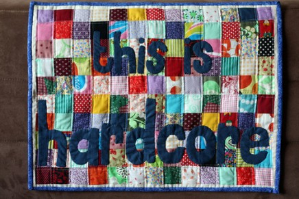 The Craft! (Not Witch or Space) // AKA it's a stitch-up…