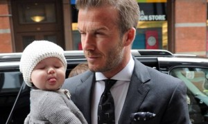 David+Beckham+and+Harper+Seven+Beckham