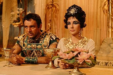 taylor and burton cleopatra