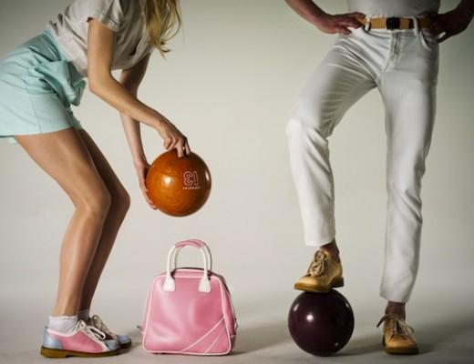 Swedish Hasbeen bowling shoe