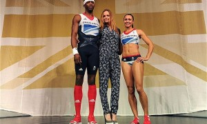 Stella McCartney Olympics Kit Team GB
