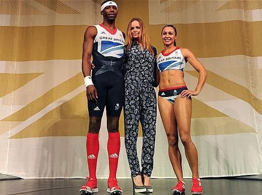Stella McCartney Olympics Kit Team GB