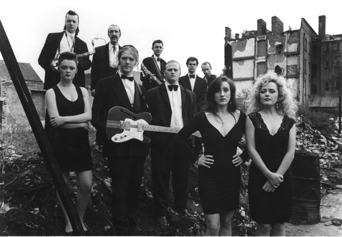 The Commitments group shot