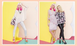 Olivia Rubin for Dorothy Perkins SS12 look book