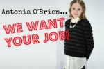 Antonia O'Brien, we want your job! // The fashion journalist and TV presenter