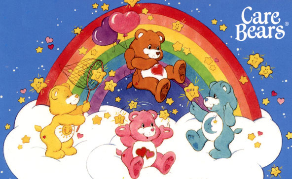 Care Bears disclaimer