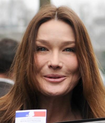 Carla bruni 39 s botox disaster for Bruni arredamento
