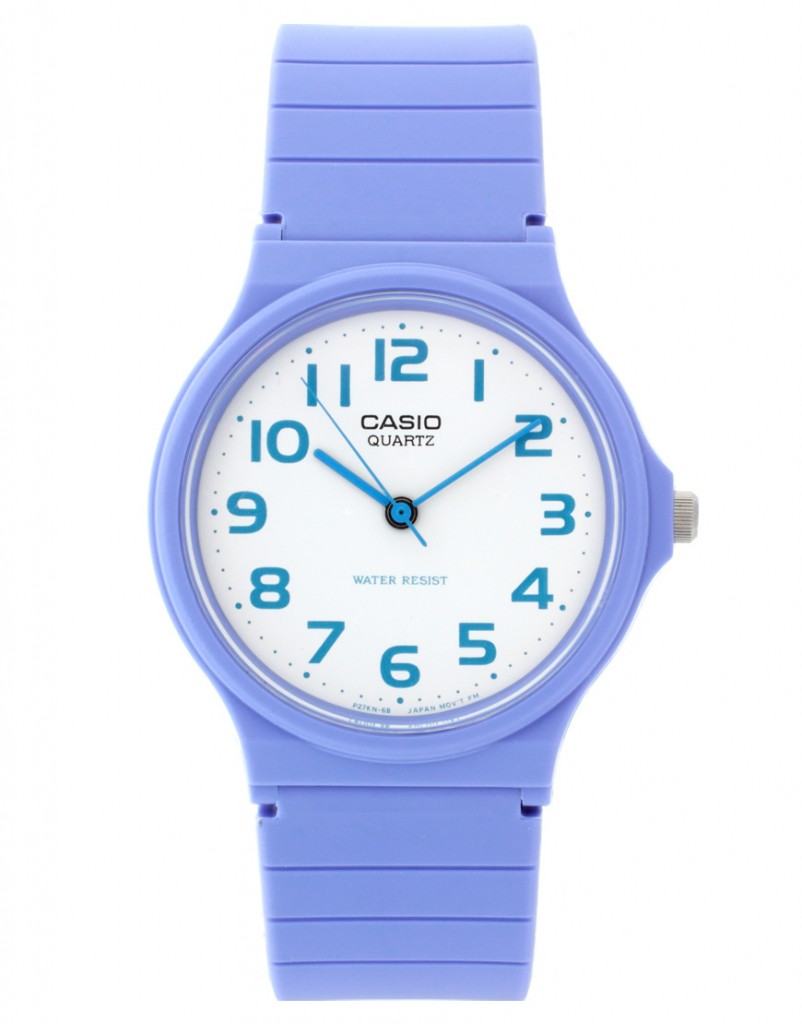 Pastel Casio watch