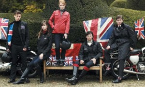 Barbour British fashion heritage brand