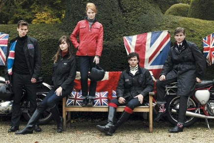 Best of British // Barbour: the uniform of Hoxton Farmers and Alexa Chung. And the Royal Family. Yah?