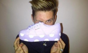 Henry Holland for Superga