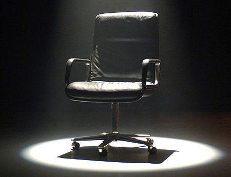 The Master Mind chair