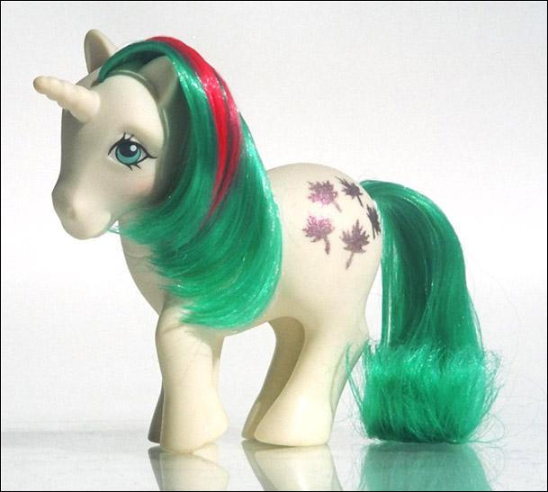 Gusty My Little Pony