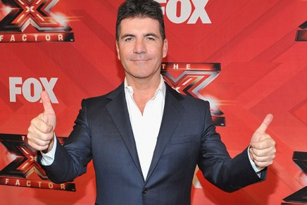Our guilty pleasure celebrity crush // Why we fancy the (high waisted) pants off Simon Cowell