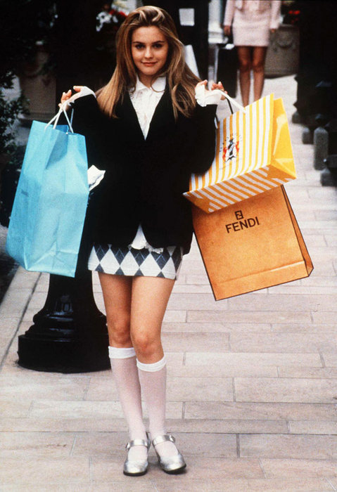 Clueless Alaia Dress Cher s outfits in Clueless