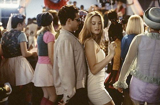 Clueless Alaia Dress Clueless Cher s white date