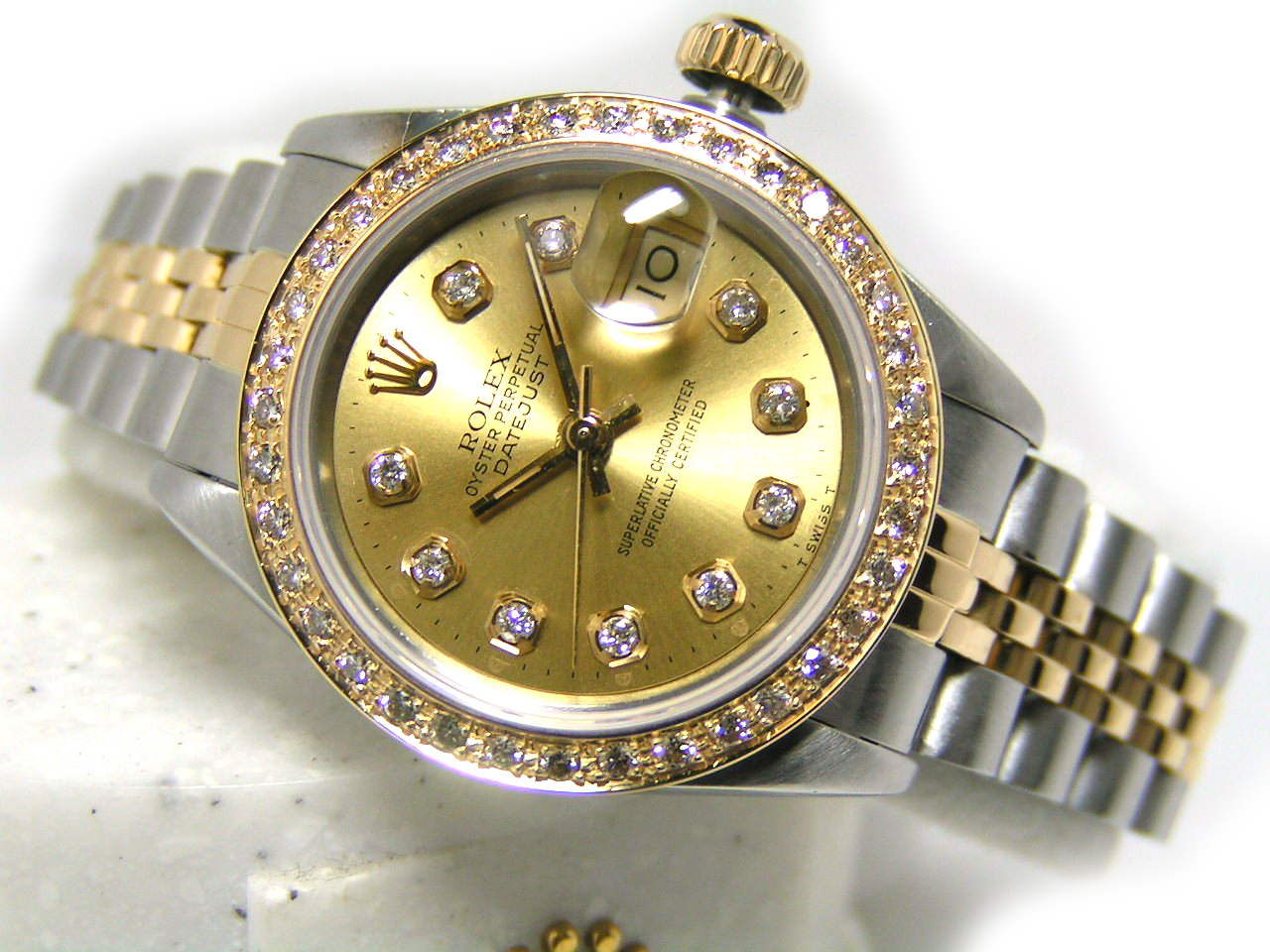 Swiss Best Rolex Replica Watch  AAA Fake Datejust