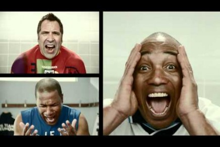 Nivea signs Euro 96 team mates for skincare ad // Yes, it's worse than Southgate's Pizza Hut one…