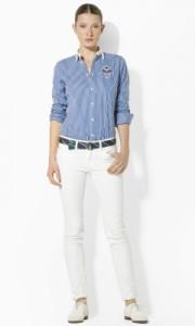 Ralph Lauren Wimbledon Woven Shirt