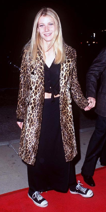 Gwyneth Paltrow in the 90s
