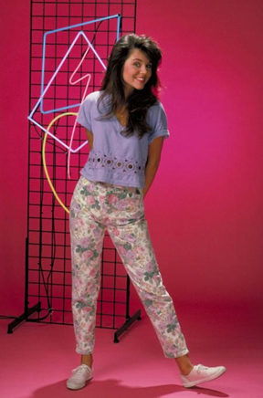 Kelly-saved-by-the-Bell 90s fashion