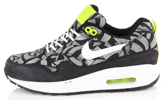 Liberty print Nike Air Max 1 trainers