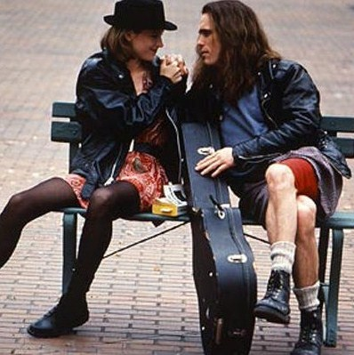 Matt Dillon Singles film 90s fashion