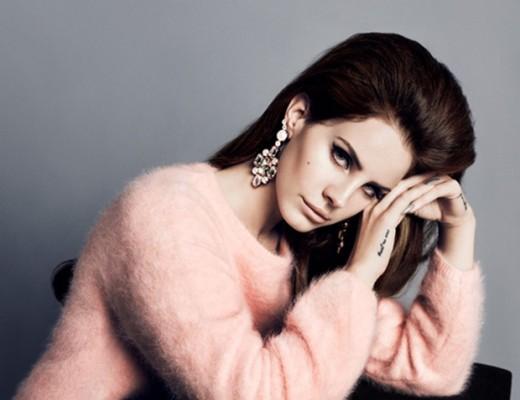 Lana Del Rey for H&M