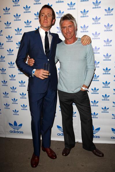 Bradley Wiggins Paul Weller Stone Roses