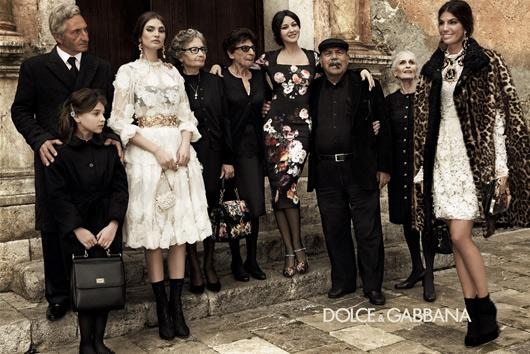 Dolce-Gabbana-AW12-Campaign